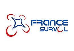 Logo France survol